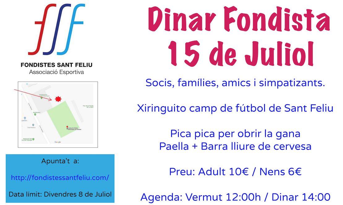 Dinar Fondistsa Juliol 2018